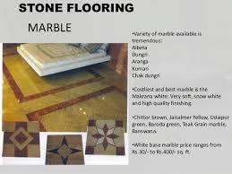 Types Of Stones Used In Flooring MARBLE GRANITE