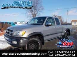 100 Truck And Auto Wares Toyota Tundra S For Sale In Mio MI 48647 Trader