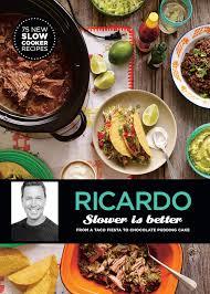 cuisine ricardo com books slower is better ricardo