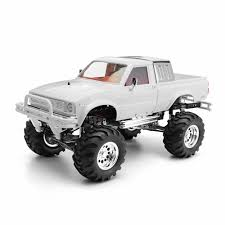 HG P407A 1/10 2.4G 4WD Rc Car Kit For TOYATO Metal 4X4 Pickup Truck ... Buy Webby Remote Controlled Rock Crawler Monster Truck Green Online Rc 44 Truck Kits Brilliant Ilntrositoinfo Everest Gen7 Sport 110 Scale 4x4 Brushed Short Course Rc Trucks Hsp Special Edition 24ghz Electric 4wd Off Road Extreme Pictures Cars Off Adventure Mudding Hugine 24ghz 118 Vehicle Toy 4 Wd Fast Race Proline Promt Review Big Squid Car And Adventures Muddy Tracked Semi 6x6 Hd Overkill 4x4 Beast Best For 2018 Roundup Buyers Guide Reviews Must Read 116 Wpl C24 Diy Kit Offroad Assemble