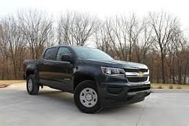 2017 Chevrolet Colorado WT: A Case For The Midsize Truck That's ... 2018 New Chevrolet Colorado Truck Ext Cab 1283 At Fayetteville Work Truck 4d Crew Cab Near Schaumburg Zr2 Aev Hicsumption 2017 Chevy Review Pickup Trucks Alburque 4wd Extended In San Antonio Tx 1gchscea5j1143344 Bob Howard Oklahoma City Car Dealership Near Me 2015 Is Shedding Pounds The News Wheel First Drive 25l Offers A Nimble Fuel 2wd Ext