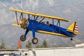 Stearman At Cable Airshow 2017