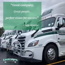 100 Trucking Company Reviews Leonards Express On Twitter We Appreciate All Of The Kind Reviews