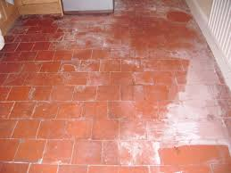 Tile Haze Remover Uk by Efflorescence Removed From Old Quarry Tiles In Leicester U2013 Tile