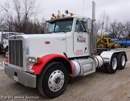 100 Semi Trucks For Sale In Kansas 1997 Peterbilt 379 Semi Truck Item DF1671 SOLD December