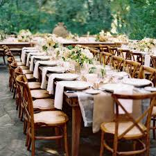 23 Beautiful BanquetStyle Tables For Your Wedding Reception