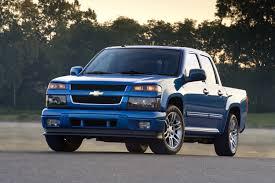 GM, Unlike Ford, Still Sees Life In Small Trucks