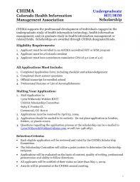 Resume Sample Undergraduate Student