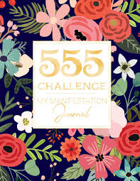 100 555 Design Challenge My Manifestation Journal Law Of Attraction Journal