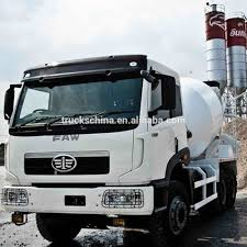 100 Concrete Truck Capacity 6CBM 6x4 FAW Concrete Mixer Truck For Sale View Concrete Mixer Truck For Sale FAW Product Details From Qingdao Seize The Future Automobile