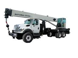Truck-mounted Crane / Boom / Telescopic - National Crane 1400A ...