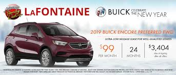 New & Used Buick, GMC Dealer In Highland, MI - LaFontaine Buick GMC