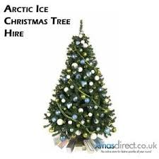 Lifelike Artificial Christmas Trees Uk by Artificial Christmas Trees For Hire From Xmas Direct