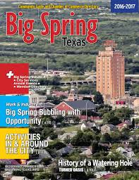 Myers Pumpkin Patch Dalhart Tx by 2016 Big Spring Chamber Guide By Mesa Publishing Corp Blue Sky