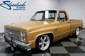 1984 Chevrolet C10 | Streetside Classics - The Nation's Trusted ... 1984 Chevrolet Silverado Hot Rod Network Truck 84ch4619c Desert Valley Auto Parts Vintage Motorcars 7891704f0608fc Low Res For Chevy M1008 Cucv D30 4x4 Military 39000 Original Miles Rm Sothebys C10 Shortbed Auburn Fall 2012 K10 Ideal Classic Cars Llc 278 Tpa Youtube Ck For Sale Near Cadillac Michigan 49601 Pickup Truck Item A6564 Sol Shortbed Sale Autabuycom Scottsdale Coub Gifs With Sound