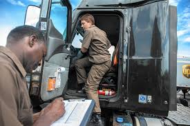 UPS' South Holland Boot Camp For Truck Trainers An Intense 3 Weeks ...