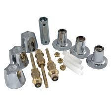 Foot Pedal Faucet Kit by Eljer Bathtub Faucet Parts Faucet Ideas