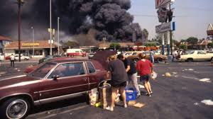 When LA Erupted In Anger: A Look Back At The Rodney King Riots : NPR