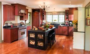 Best Early American Kitchen Cabinets 8 on Kitchen Design Ideas