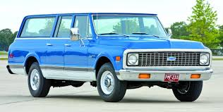 Year, Make And Model – 1967-'72 Chevrolet Subu | Hemmings Daily 6772 Chevy Truck Longbed 1970 Beautiful Custom 67 New Cars And I Wann See Some Two Door Short Bed Dullies The 1947 Present 1967 C10 22 Inch Rims Truckin Magazine 1972 Chevy Trucks Youtube To Mark A Century Of Building Names Its Most Truck Named Doc Dream Pinterest Classic 6768 C10 Roll Back Db D Rebuilt To Celebrate 100 Years Making Trucks Chevrolet Web Museum