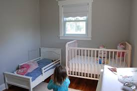 Shared Baby Toddler Room Ideas