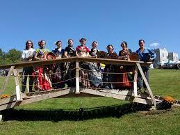 Irvington Halloween Festival Attendance by Indy Tribal Home Facebook