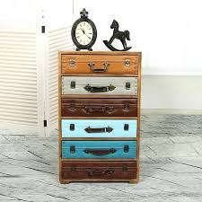 Rustic Wood Storage Cabinet And Style Retro Drawer Cabinets Lockers Do The