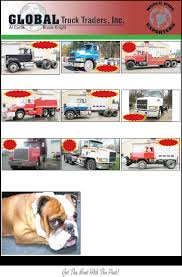 100 Global Truck Traders And Equipment Post Issue 5051