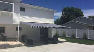 Retractable Awning Install With LED Lights Manhawkin, NJ 08050 ... Awning Fabric Removal U Installation Replacing Installing Miami Company News Events Awnings Canopies Cabanas North Andover Ma Twomey Legare Cassopolis Mi Itallations Sun And Shade For Advaning S Series Manual Retractable Patio Deck Awning Bellevue Retractable Gallery Assc Soffit Mounted Eastern Sunflex Kreiders Installed In Pittsfield Metal Sondrinicom Sunesta Patio Innovative Openings Primeline Industries Rectable Maple Ridge Bc Diy Screen Kits With
