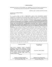Carta Poder Para Trámites En La Municipalidad