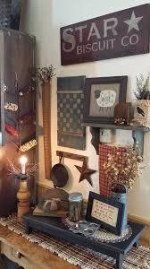 Primitive Kitchen Decorating Ideas by Best 25 Primitive Kitchen Decor Ideas On Pinterest Antique