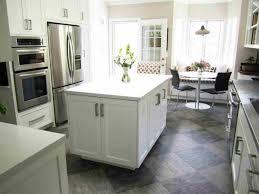 Download Image A Canterbury Quartz Countertops Have Vinyl Flooring Kitchen White Cabinets