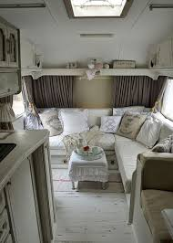 Easy Rv Travel Trailers Camper Remodel Ideas On A Budget 45