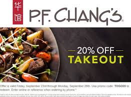 Pinned September 24th: 20% Off Online & Phone Orders At ...