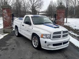 100 Dodge Srt 10 Truck For Sale 05 Ram 1500 SRT Commemorative Edition Light Hit