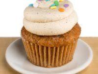 Gluten Free Carrot Cupcake