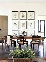 Best 25 Dining Room Art Ideas Wall Chic Elegant Botanical