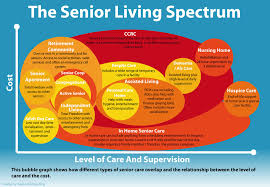 Every Level of Senior Care and How They Overlap