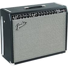 Fender 2x10 Guitar Cabinet by Fender Vintage Reissue U002765 Twin Reverb 85w 2x12 Guitar Combo Amp
