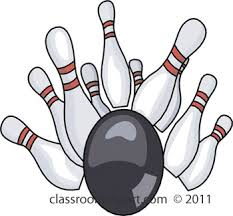 Free sports bowling clipart clip art pictures graphics image 8