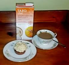 Tazo Pumpkin Spice Chai Latte Recipe by It U0027s This Or Murder November 2014