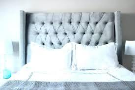 Velvet Headboard King Bed by Headboard Blue Tufted Headboard Navy Blue Velvet Tufted