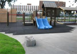 safety playground flooring for play areas