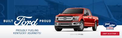 Ford Dealer In Lexington, KY | Used Cars Lexington | Paul Miller Ford
