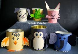 53 Tin Can Crafts Do Small Things With Great Love