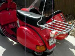 My Vespa P200E With Sidecar For Sale Walk Around
