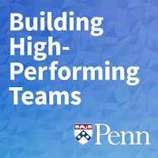 Building HighPerforming Teams Coursera