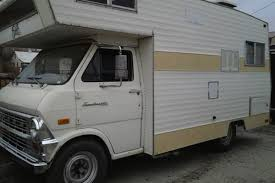 The Ultimate Craigslist Ski Bum Housing Ad: 1971 Motorhome - Curbed