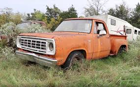 100 1972 Dodge Truck BangShiftcom Get Them Out Of The Junkyard This Stepside