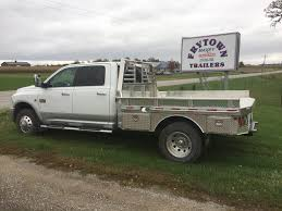 Custom Truckbeds For Specialized Businesses And Transportation ...